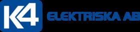 K4 Elektriska Logotyp